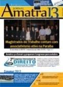 Amatra 13 e Esmat 13 preparam Congresso para outubro